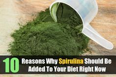 Spirulina is one of the world's most nutritionally complete super foods. Here we explore the top benefits and reveal why it should be a staple in your diet.