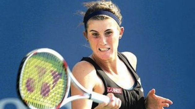 """Female Canadian Tennis Player Retires Because People Said Mean Things About Her On The Internet...Rebecca: """"'I have decided to step away from tennis,'... 'This was not an easy decision.""""...Rebecca said what bothered her most were messages sent via Twitter by people angry because they said they had lost money betting on her matches.'""""  'You know, there's that saying 'Sticks & stones may break my bones, but names will never hurt me' But that's not true. Names definitely hurt. Words hurt.'""""…"""