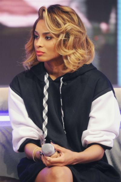 Ciara. Her hair.  She soo gorgeous, share some