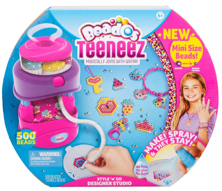 Disclosure: I received Beados Teeneez samples to facilitate this post. All opinions are my own. It is always interesting when you raise children who love