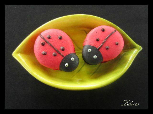 Macarons originaux et différents - Les Macarons à la Chartreuse