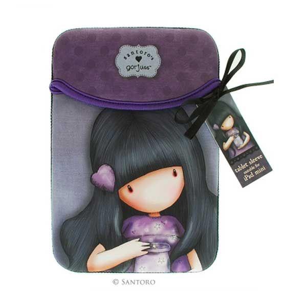 Θήκη για iPad mini sleeve Santoro gorjuss We can all shine