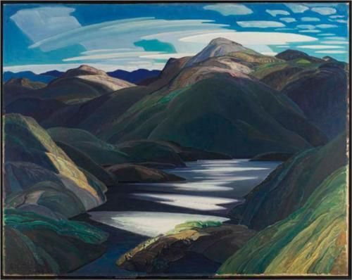 Light and Shadow - Franklin Carmichael