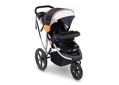All Terrain Children Jogger Jogging Baby Infant Stroller Reclining Kids Jeep New