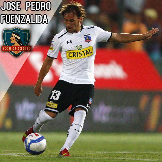 Jose Pedro Fuenzalida Colo Colo