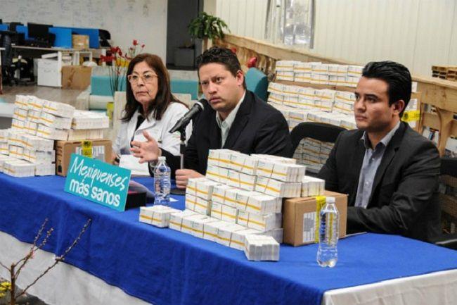 Garantizan abasto de Oseltamivir (Tamiflu); Secretaría de Salud - http://www.notimundo.com.mx/portada/oseltamivir-tamiflu-secretaria-salud/