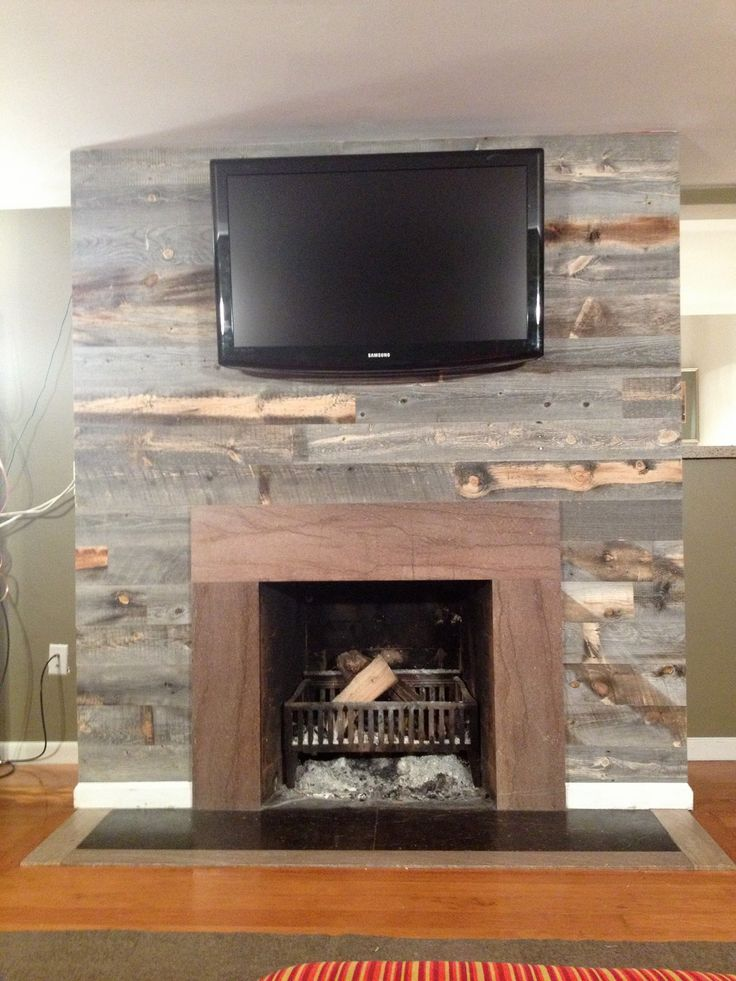 Reclaimed Weathered Wood | Pinterest | TVs, Products and ...