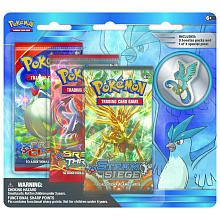 Pokemon Legendary Birds Articuno Collectors Pin  3 Pack