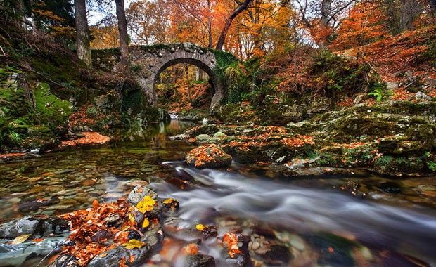 21 pontes antigas (Foto: Stephen Emerson/Reprodução)