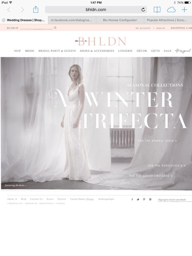 Website front store