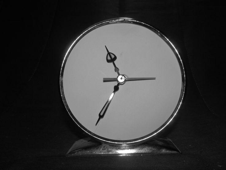 Reloj de cuerda clásico