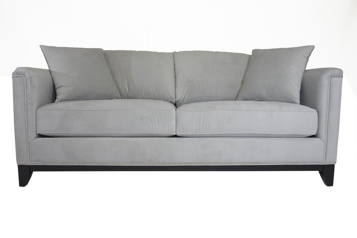 La Brea Studded Sofa LIGHT GRAY $788 | Cincinatti | Pinterest | Grey,  Lights And Sofas