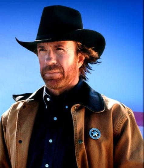 Chuck Norris Texas Ranger
