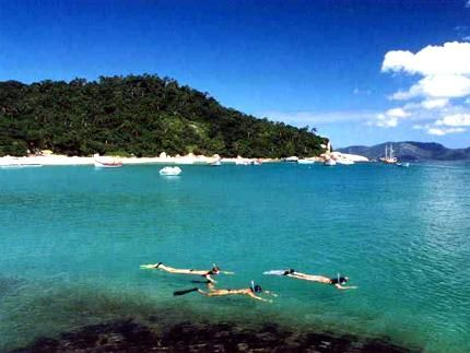 There are 42 beaches in Floripa!