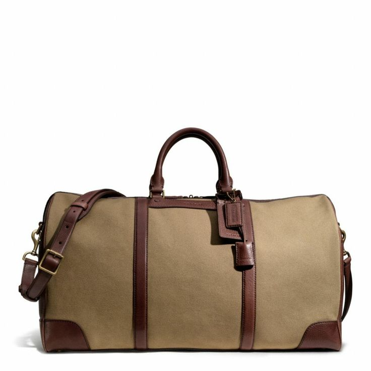 The Bleecker Cabin Bag In Canvas from Coach