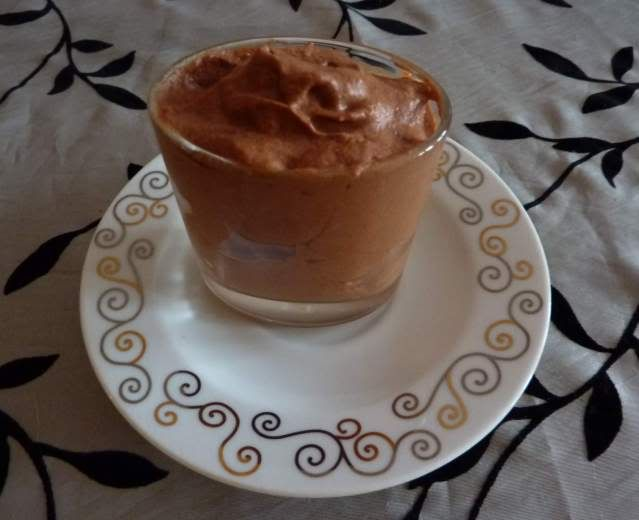 Mousse au Chocolat - 3 PP/pers - Cuisine Légère et Gourmande