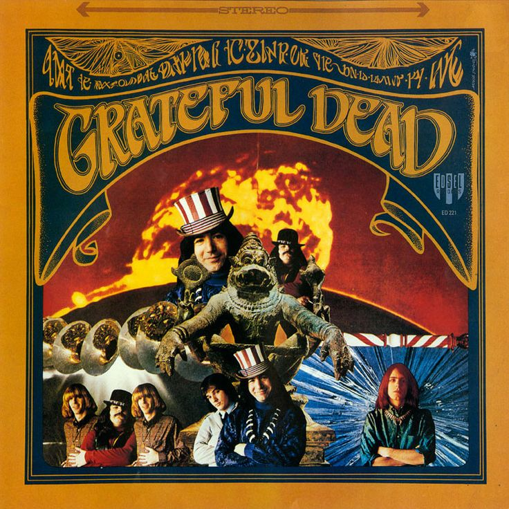 The Grateful Dead The Grateful Dead On 180g LP Originally released in March of 1967 on Warner Bros. Records, The Grateful Dead's self-titled debut album features seven folk/blues standards from the li