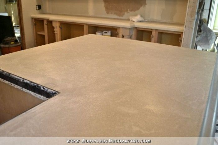 Best Diy Concrete Countertops Finishing Steps Total Cost 400 x 300