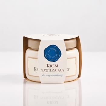 Lekki, delikatny, nawilżający krem do pielęgnacji skóry twarzy. Idealny do stosowania na dzień i na noc. Zawiera naturalne składniki lipidowe poprawiające odporność skóry na podrażnienia zewnętrzne