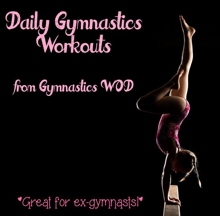 Short Gymnastics Quotes And Sayings: Best 25+ Gymnast Workout Ideas On Pinterest