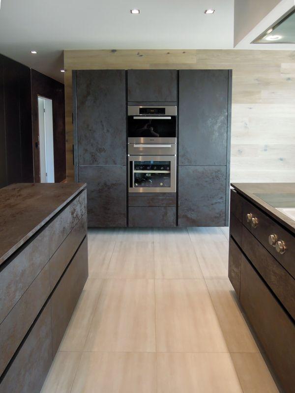 Die Besten 25+ Schwarze Küchen Ideen Auf Pinterest Marine   Matt Schwarze  Kuchen
