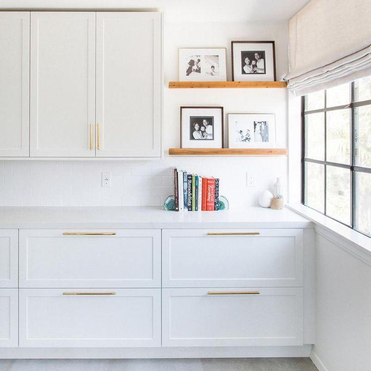 41++ Ikea white shaker cabinets custom