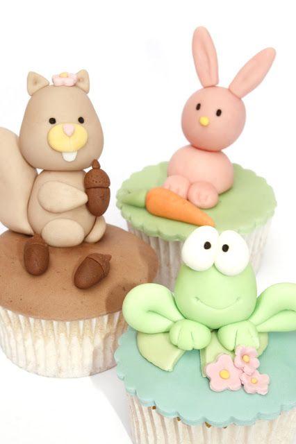 Tu medio cupcake: Modelado I - Utensilios básicos