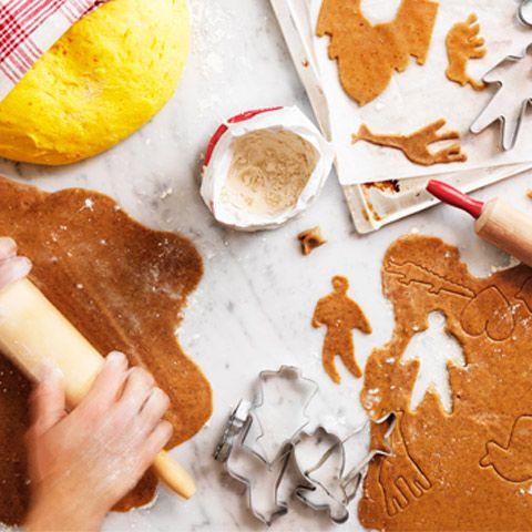 Här får du recept på nyttigare alternativ till julbaket.