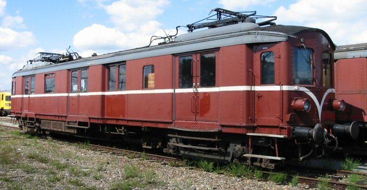 nederlandse treinen - oude kleur Jules