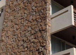 Piedras Chilenas - piedra para revestimiento de muros Modelo Field Stone mezcla de colores
