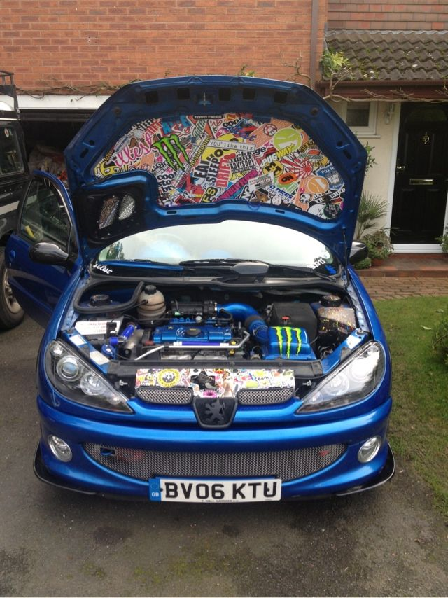2006 Peugeot 206 on MobileAutoScene.com