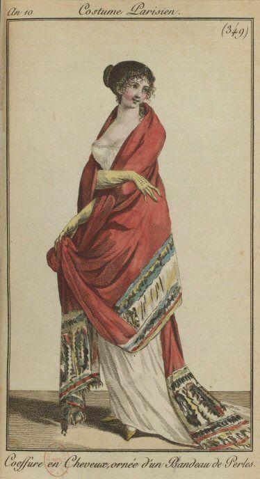 1789-1815 La Mode en 1801