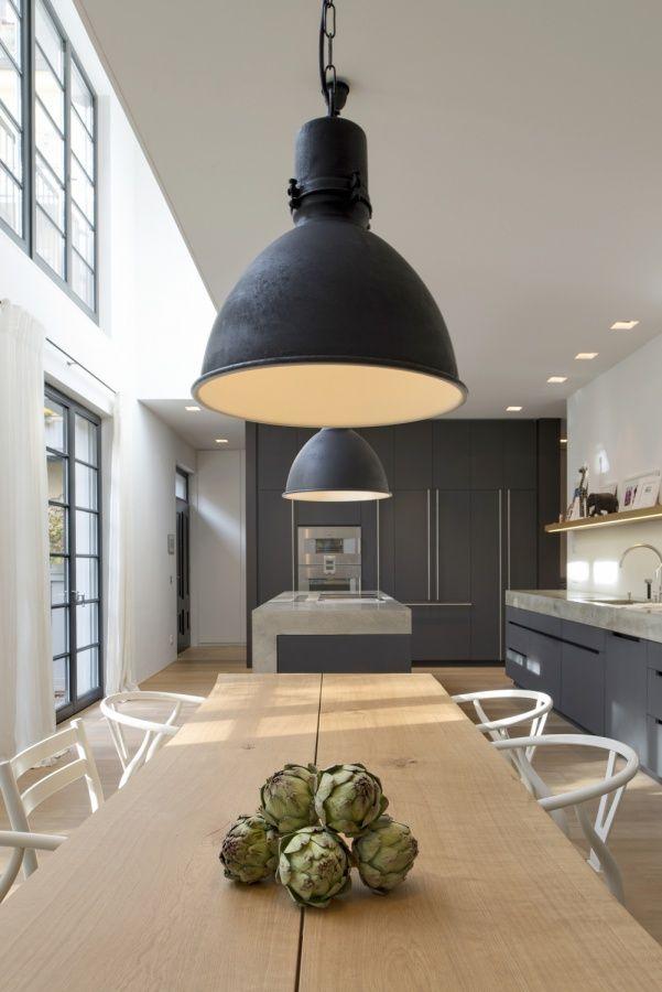 Küche Beton H