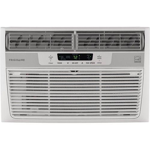 Best Window Air-conditioner  Frigidaire - 8,000 BTU Window Air Conditioner - White - Larger Front