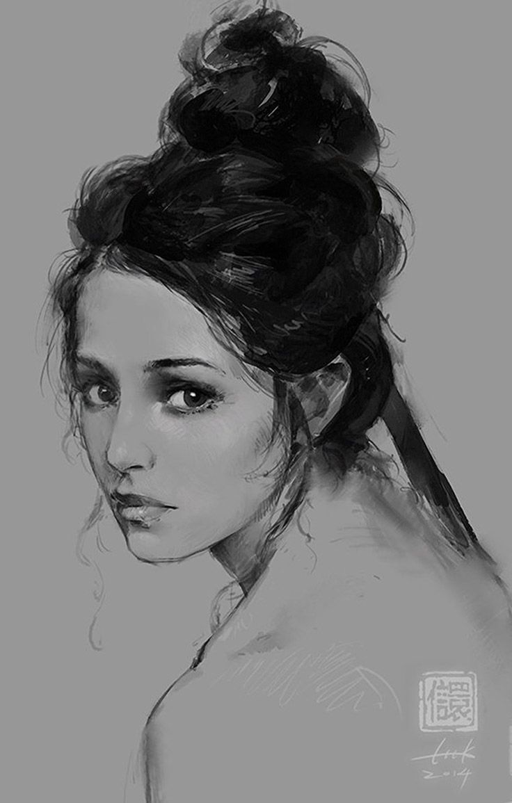 570 best Portraits Drawing Attention images on Pinterest ...