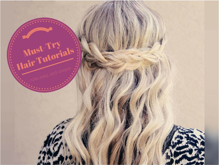 13 Gorgeous Hair Tutorials You Need To Try (Super Easy!) - Minq.com