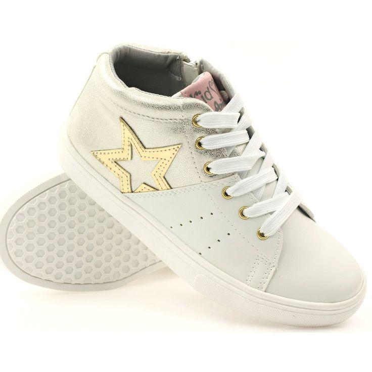 American Club Sportowe Trzewiki American Wkladka Skorzana Zolte Biale Converse Sneaker Adidas Stan Smith Adidas Sneakers