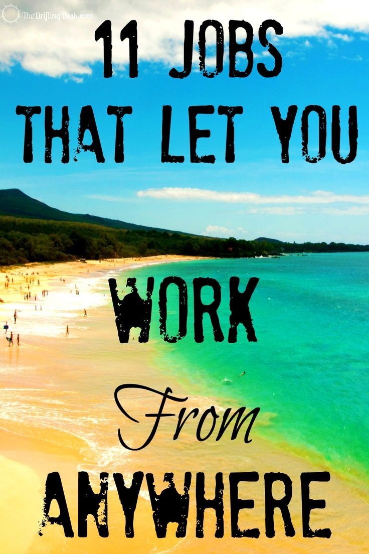 Are you aching for a job that lets you work from wherever you please? More and more people are turning to flexible jobs that let them work from anywhere - from their home office to around the world in a hotel.