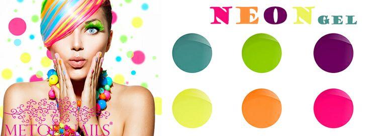 Color Gel Neon. UV Nagel Gel die meer dan 2 weken mooi blijven, zonder afbladderen of beschadigingen. Het heeft een gemakkelijke 1-laagsapplicatie. Alle kleuren hebben een hoogglans en zijn perfect voor over natuurlijke nagels en overlays. Geschikt voor zowel nagelstyliste als pedicure. Goed roeren voor gebruik. http://www.metoenailsforyou.nl/c-2343779/color-gel-neon/  6 kleuren