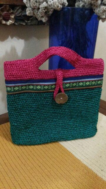 Mini bag dr pita satin