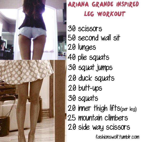 ariana grande thigh gap. made by fashionswolf not me.
