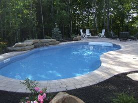 In-ground Pool Swimming Pool Builder Ottawa #10