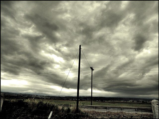 The sky is ours #landscape