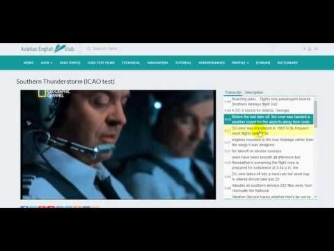 Aviation English Club – Aviation English Free and Fun