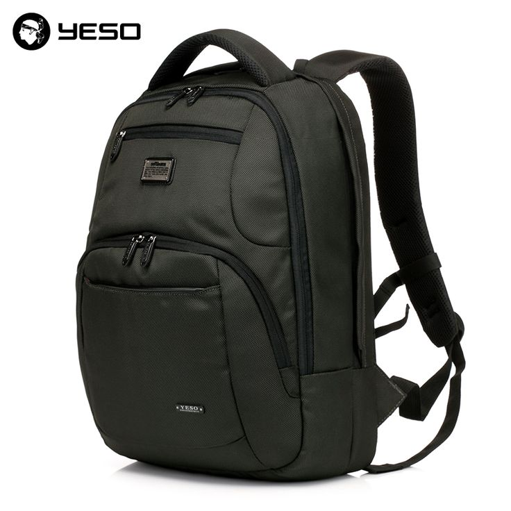 YESO Business Travel Laptop Men Backpack 14 15.6 inch Multifuntion Bag College School Bags Waterproof Oxford Notebook Backpacks // FREE Worldwide Shipping! //     #hashtag1