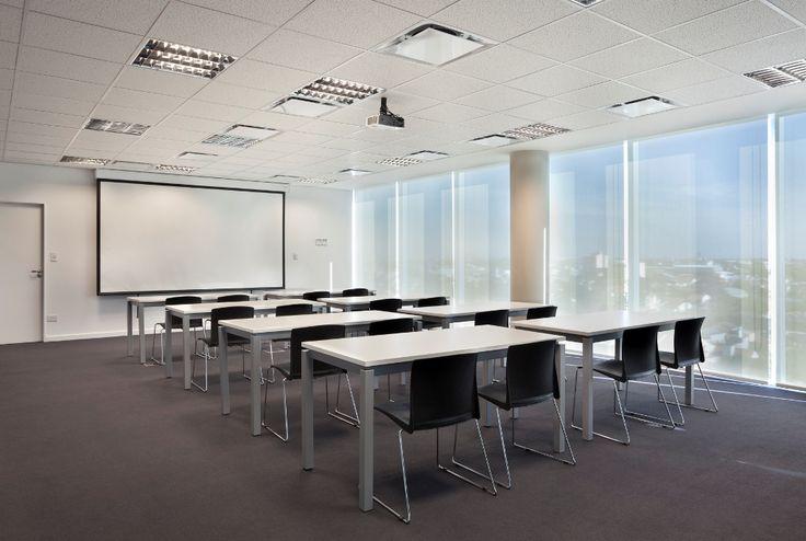 Oficinas SAVANT - Sala de Capacitación Echeverría 1050, 7º Piso, Argentina  FM & WORKPLACES #68