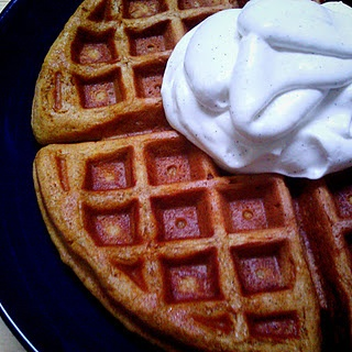 Gingerbread waffles | Food | Pinterest | Gingerbread, Waffles and ...