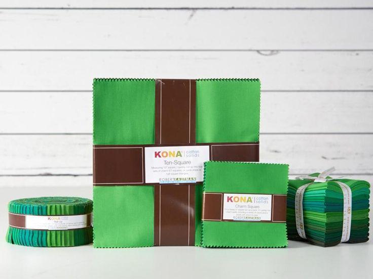 Kona Cotton Wondrous Woods Precut Fabric Quilt Supplies