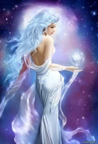 Афродита Богиня Радости- энергия - Школа Рейки обучение