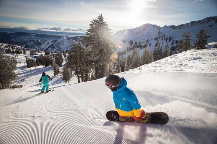 Squaw Valley Resort in California wins Best Ski Resort in the 10Best Readers' Choice Awards! Follow the link to see all the top finalists.